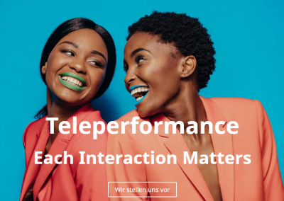Teleperformance – Telekommunikation